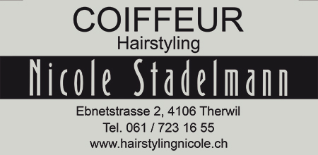 hairstyling coiffeur nicole therwil